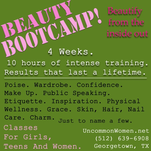 Beauty Bootcamp
