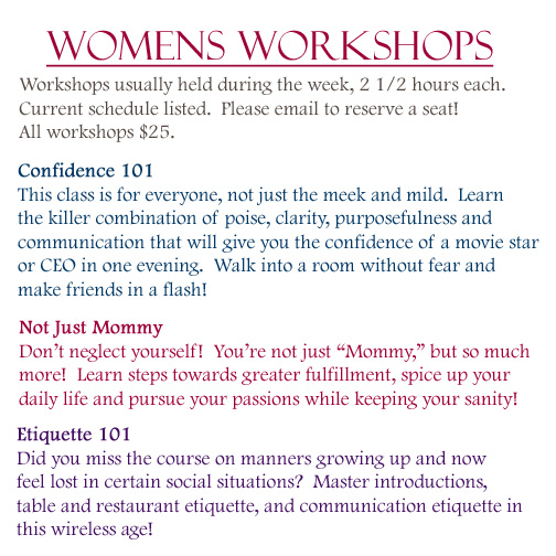 Womens Workshops 1 copy